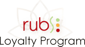 Rubs Massage Loyalty Program