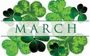 March clover image