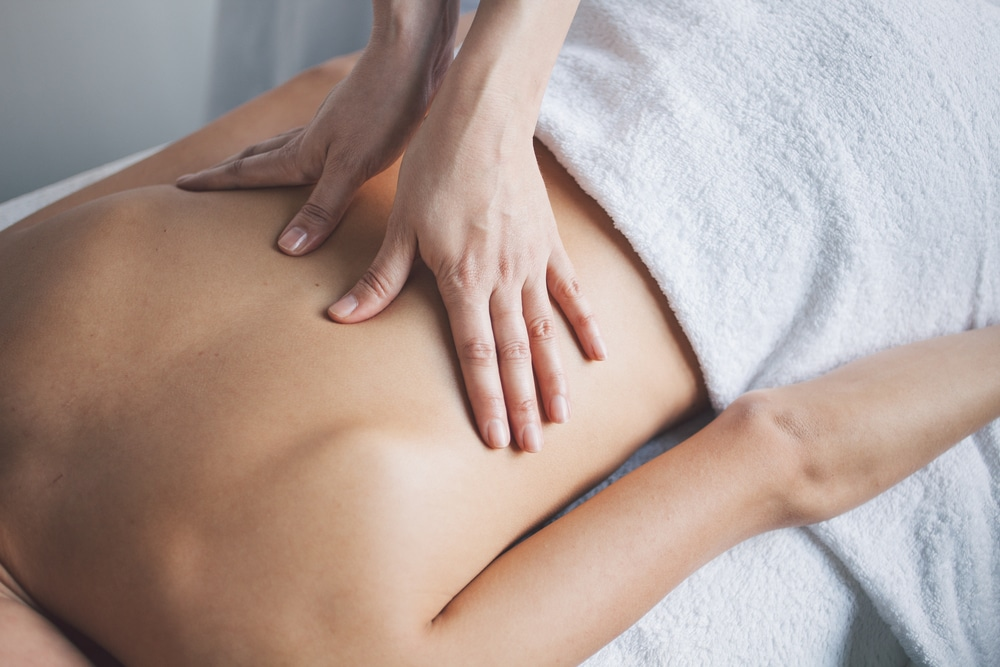back massage wrightstown