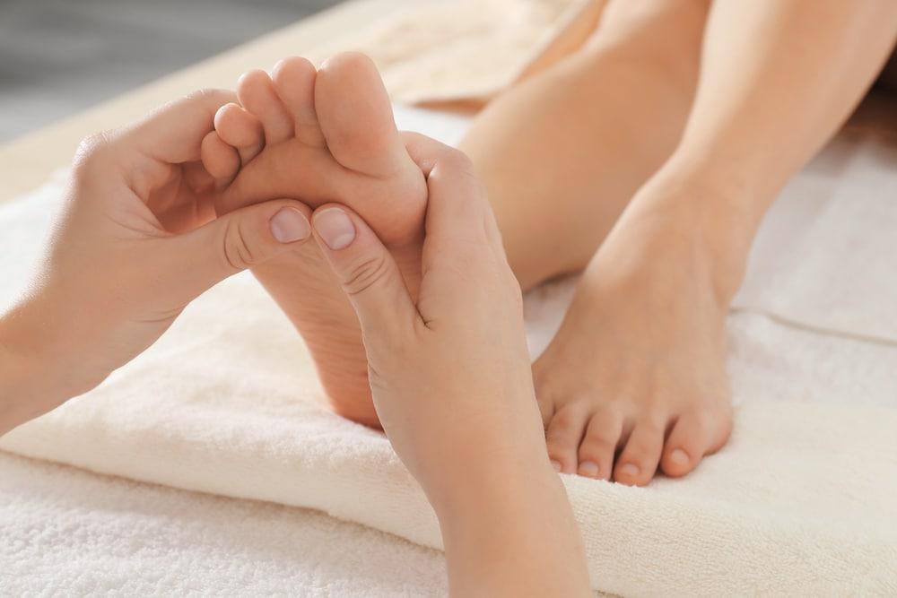 foot massage spa 6th