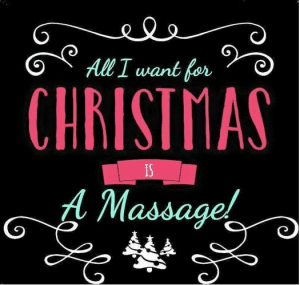oracle massage studio christmas massage