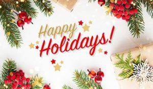 Chandler massage studio happy holidays