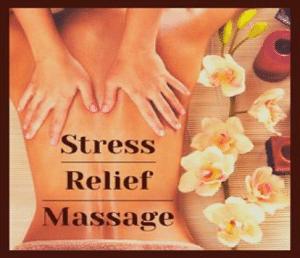 oracle massage studio stress relief