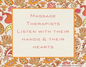 oracle massage therapy