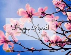 rubs massage happy april