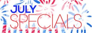 spa solai july specials