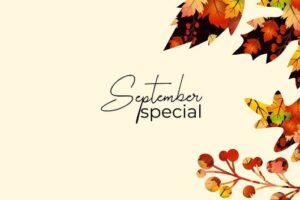 September special square