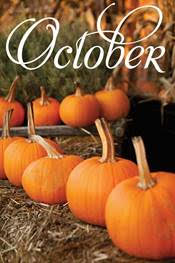 october pumpkin patch